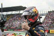F1, Verstappen entschädigt sich mit Sieg: Vettel-Rekord egal