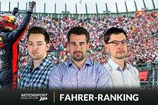Formel-1-Fahrerranking Mexiko: Verstappen stiehlt Hamilton Show
