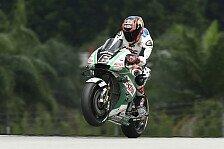 Stefan Bradl: Jubel über MotoGP-Punkte in Sepang