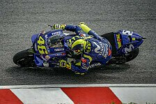 Valentino Rossi: Habe nicht mehr an Qualifying geglaubt