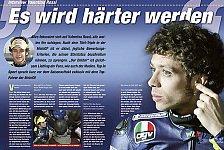 MotoGP - Bilderserie: Top in Sport MotoGP: Blick ins Heft