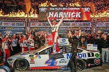 NASCAR: Fotos Rennen 34 - Playoffs, Round of 8, Texas