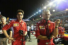 Formel 1, Ferrari-Teamchef: Streit mit Technikchef Fake-News