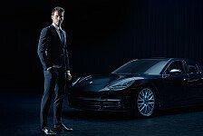 Formel E: Porsche präsentiert Hugo Boss als neuen Partner