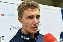 Sirotkin-Sponsor: Aus selbst entschieden, Williams zu schlecht