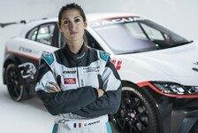 Formel E - Jaguar eTrophy: Frauen-Power im Team Deutschland!