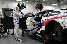 IMSA - Video: Alex Zanardi testet BMW M8 GTE in Daytona