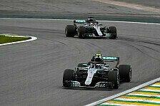 Formel 1, Brasilien-Trainingsanalyse: Schlägt Mercedes zurück?