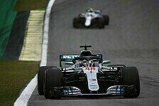 Formel 1, Hamilton vs. Sirotkin: Darum keine Strafe durch FIA