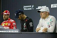 F1 TV Streaming 2019 neu: Formel 2, Pressekonferenzen und mehr