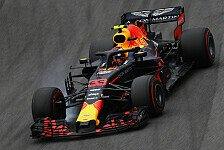 Formel 1, Verstappen klagt: Motor kostet Red Bull ganze Sekunde