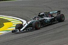 Formel 1, Brasilien: Hamilton siegt, Eklat um Ocon & Verstappen