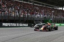 Formel 1 Brasilien, Presse: Wildwest-Verstappen frech bestohlen