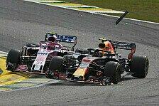 Formel 1, Ocon-Teamchef: Red Bull uns egal, Strafe ungerecht