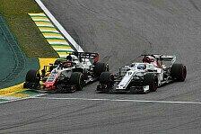 Formel 1: Wegen Alfa nur zweite Ferrari-Geige? So reagiert Haas