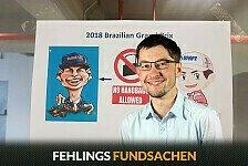 Formel 1, Fehlings Fundsachen: Verstappen vs. Ocon mal anders