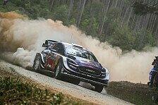 WRC 2019: M-Sport mit Evans, Suninen und Tidemand