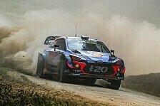 WRC Australien, Tag 1: WM-Matchball Ogier, Neuville weit zurück