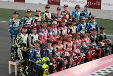 MotoGP diskutiert über ein kombiniertes Mindestgewicht