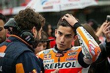 Marc Marquez: So erklärt er seinen Crash in Valencia