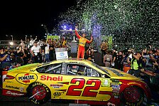 NASCAR: Fotos Rennen 36 - Playoffs, Championship 4, Homestead