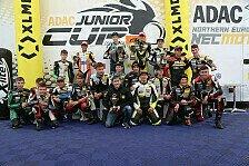 Förderpakete im ADAC Junior Cup powered by KTM vergeben