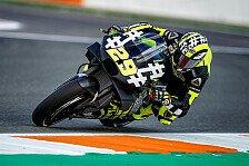 Live-Ticker MotoGP: Test in Valencia - Alle News von Tag zwei