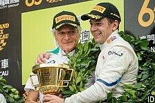 Macau: So erlebte Charly Lamm seinen letzten Sieg mit Schnitzer