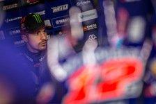 MotoGP - Maverick Vinales sucht nach einem Sportpsychologen