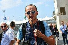 Formel 1, Top-Talent Kubica zurück: Alonso & Hamilton schwärmen