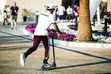 Formel 1 Ticker-Nachlese Abu Dhabi: Hamilton mit 2. Verwarnung