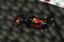 Formel 1 Abu Dhabi: Red Bull dominiert 1. Training dank Reifen