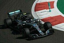 Formel 1, Abu Dhabi: Mercedes schlägt im 2. Training zurück