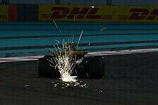 Formel 1, Abu Dhabi: Problem-Kerb wird wegen Risiko entschärft