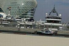 Formel 1 Abu Dhabi: Hamilton gewinnt Qualifying-Generalprobe