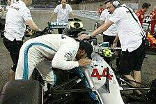 Formel 1, Hamilton flirtet Mercedes an: War keinem Auto näher