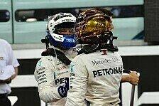 Formel 1 2018 Abu Dhabi GP: Die Qualifying-Duelle