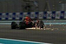 Formel 1, Verstappen verzweifelt im Qualifying: Sch*** drauf!