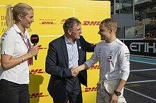 Formel 1 Verleihung DHL Awards 2018