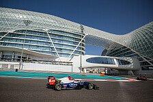 GP3 Abu Dhabi 2018: Pech für David Beckmann im Sonntagsrennen