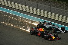 Formel 1 2018 Abu Dhabi GP, Das Rennen kompakt: Team für Team