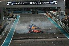 Formel 1 Abu Dhabi Reifenwahl: Weichste Pirellis beim Finale