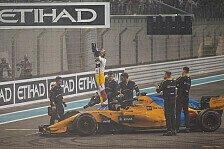 Formel 1, Alonso feiert emotionalen Abschied: Bedeutet mir viel