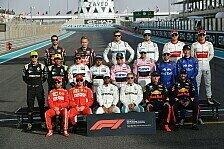 Formel 1 2018: Abu Dhabi GP - Sonntag