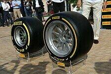 Mercedes, McLaren und Renault testen Pirelli-Reifen für 2021