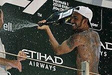 Formel 1, Lewis Hamilton: Der Weltmeistar der Königsklasse