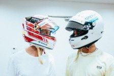 Formel 1 in der Helm-Falle: 4 Fahrer ohne legalen 2019er Helm