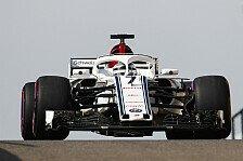 Räikkönen über Sauber: Größeren Unterschied zu Ferrari erwartet
