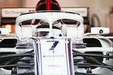 Formel 1 Test-Ticker-Nachlese: Kimi Räikkönen fährt Sauber