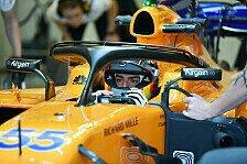 Formel 1 2019, McLaren legt vor: Erstes Motor-Fire-up